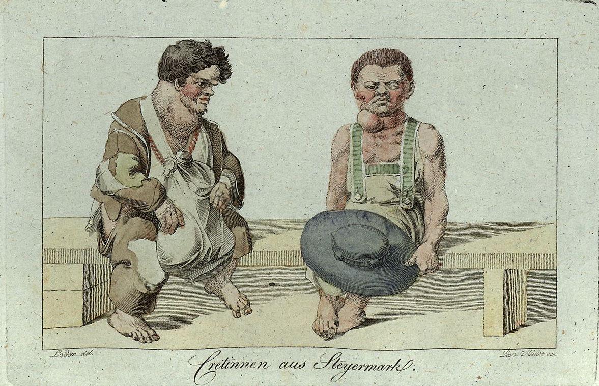 Cretinnen_aus_Steiermark,_1819_gez._Loder,_gest._Leopold_Müller.jpg